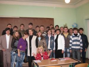 Студенты ПР31 2009-2010уч.г.