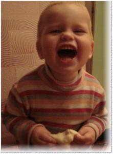 Миг счастья. Соленое тесто.