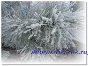 Как образуются снежинки