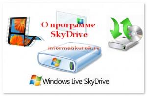 Программа SkyDrive
