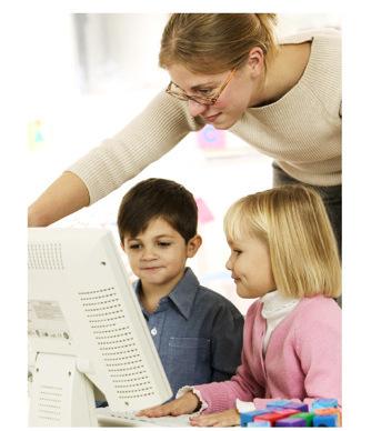 Научите детей правильно вести себя в Интернет