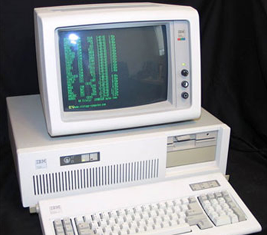 IBM и ее компьютера IBM Personal Computer/AT или модели 5170